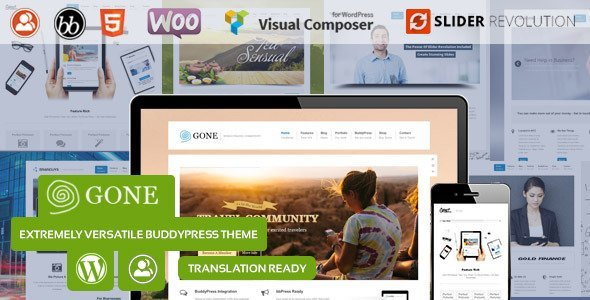 gone-wordpress-theme